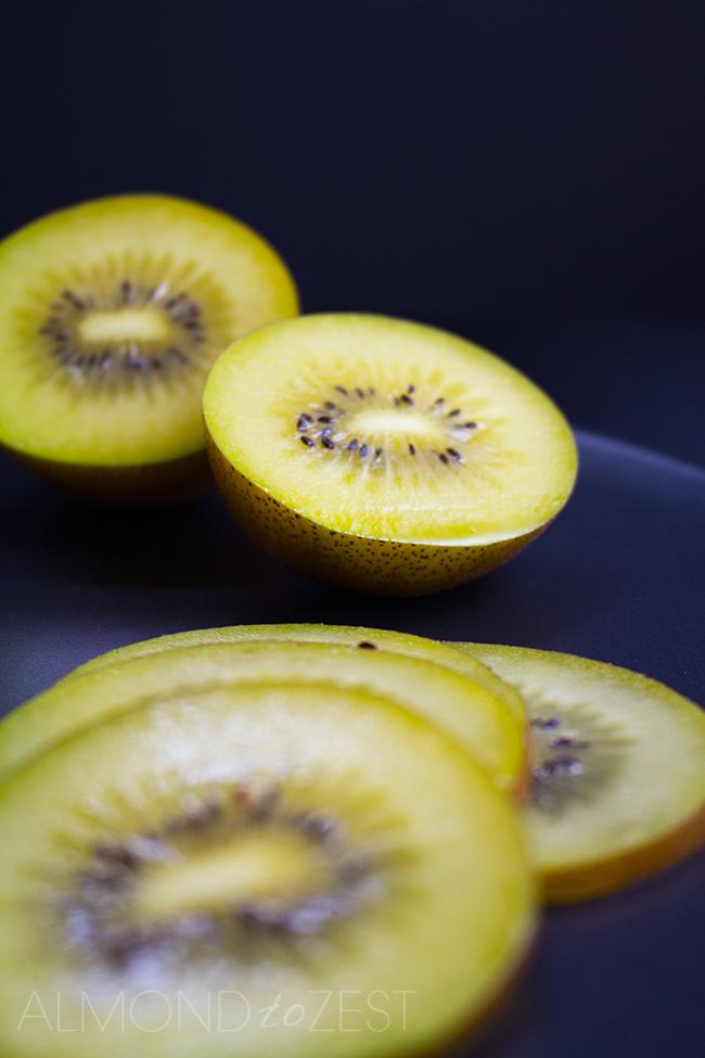 Matcha and Kiwifruit Smoothie