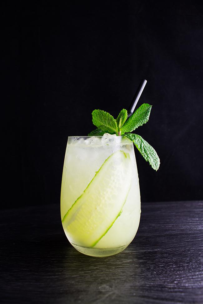 Cucumber Crush Cocktail