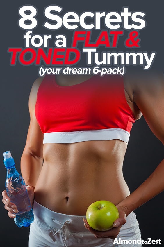 Follow this incredibly in depth guide with exercises and diet tips to get a flat tummy. The secret method of combining these incredible 3 abdominal exercises with cardio really tightens and tones your tummy