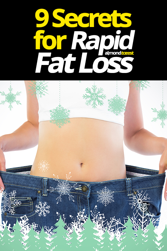 If you're looking for easy weight loss tips check these out - we've put together a list of simple ways you can activate rapid weight loss to shed unwanted pounds.