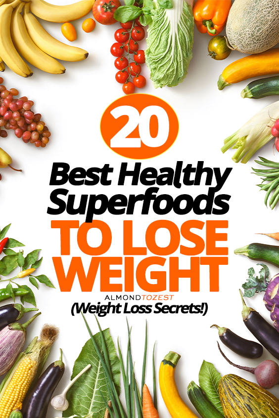 Want to activate EXTREME weight loss with these incredible superfoods? Naturally boost your metabolism, slim down and improve your health by adding these secret foods to your diet! #superfoods #healthyeats #healthysnacks