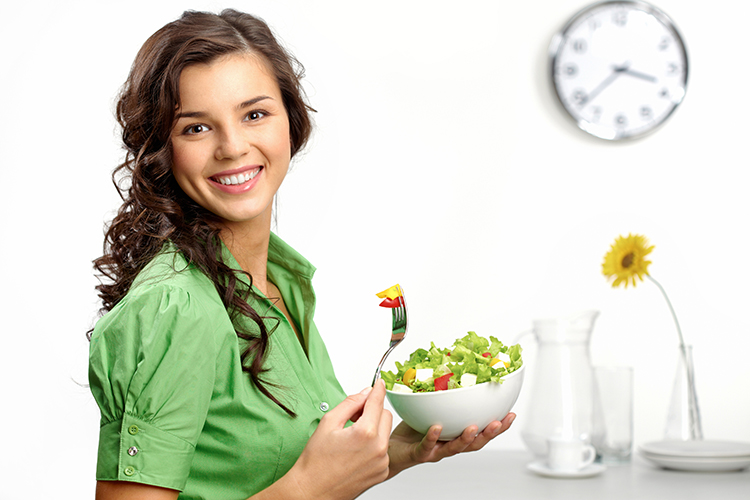 Starving yourself of the nutrients your body needs to function properly will only get you sick. A balanced diet and workout routine is the key to get to the body you want.If you want to lose weight the healthy way, then read on and follow these 9 simple healthy eating steps we've summed up for you. It might be the answer you've been looking for.