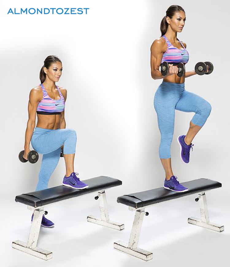 If you're looking for some of the best exercises for women to guarantee a hot, toned and flat tummy check this out!