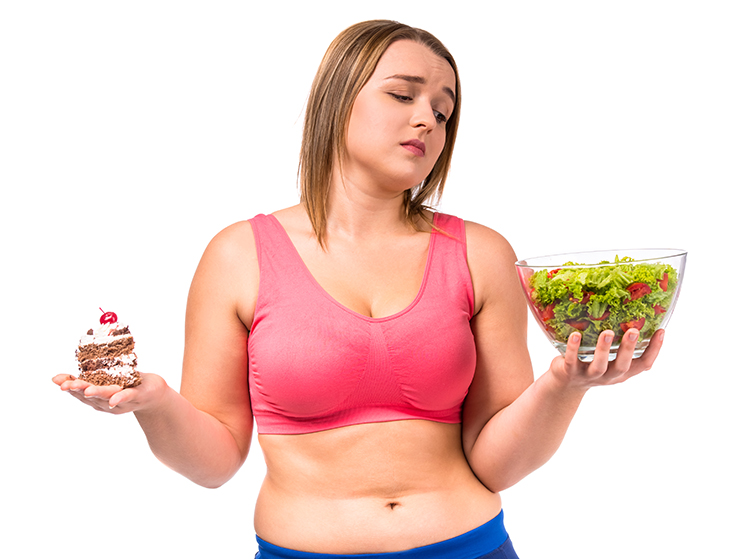 5 Evidence-Based Reasons You Can't Lose Weight