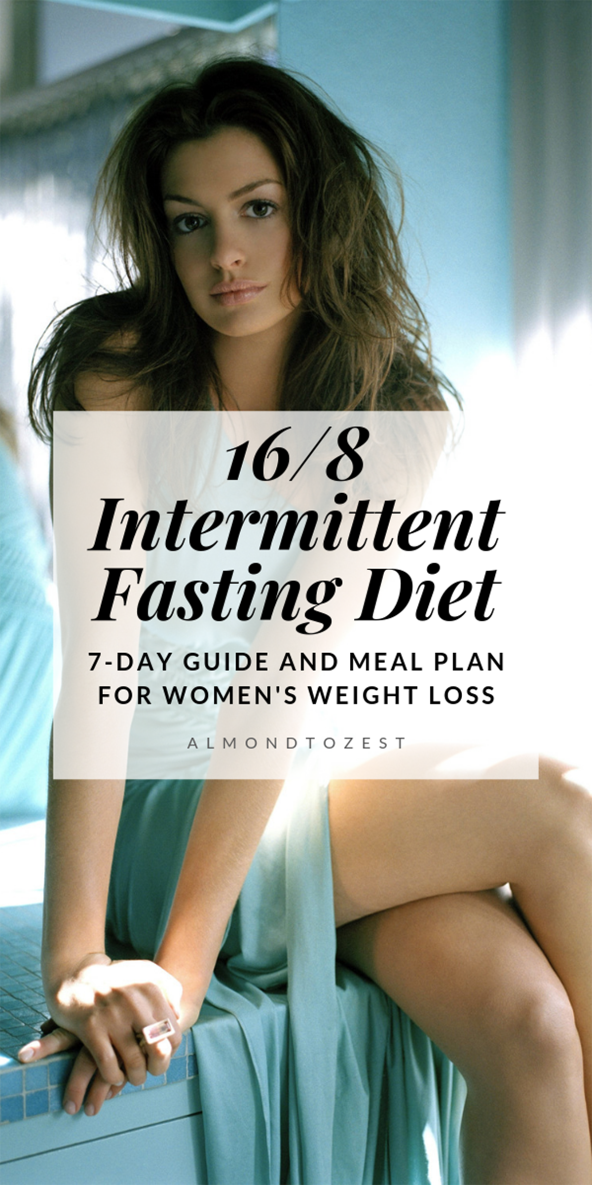 16/8 Fasting: 7-Day Intermittent Fasting Meal Plan to Lose